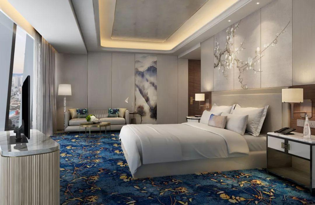76层白玉楼空中餐厅_中国2019下半年即将登场的22家高端酒店,你最期待哪一家?_文华