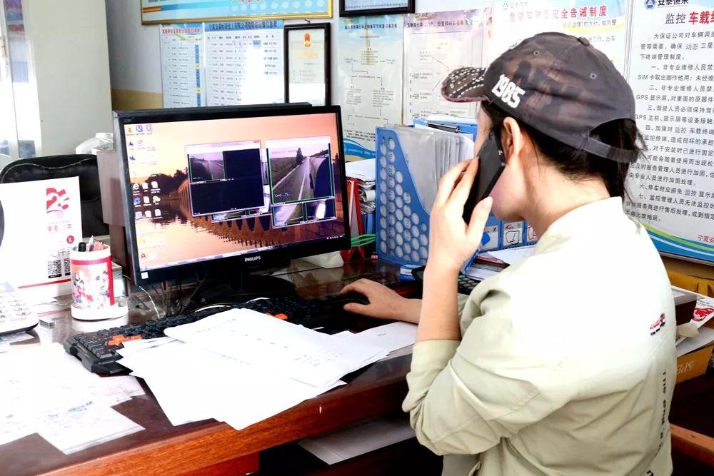 4G视频动态监控!青铜峡运管所开创危货运输监管新模式(图1)