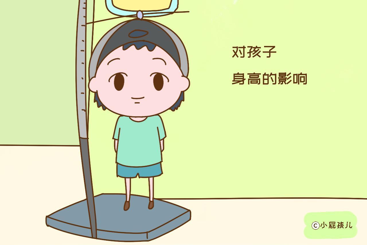 """原創             """"爹矮矮1个,娘矮矮一窝"""",小孩身高受母亲危害更大?别想不对"""