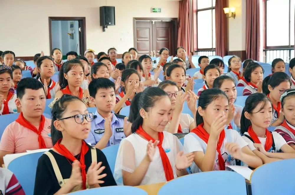 红领巾相约中国梦 争当新时代好队员——临沂东城实验