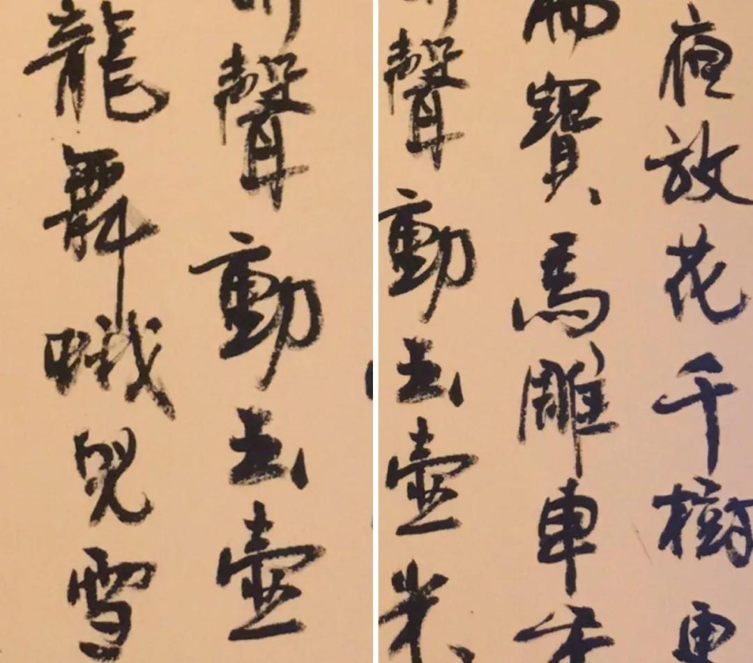徐静蕾 一位被演戏耽误的书画家