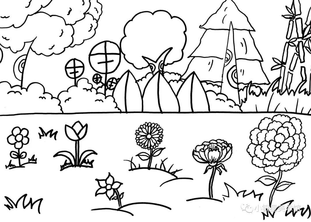 利用画中画的形式去绘画,首先一个可爱的娃娃脑袋,娃娃眼镜里的两个小图片
