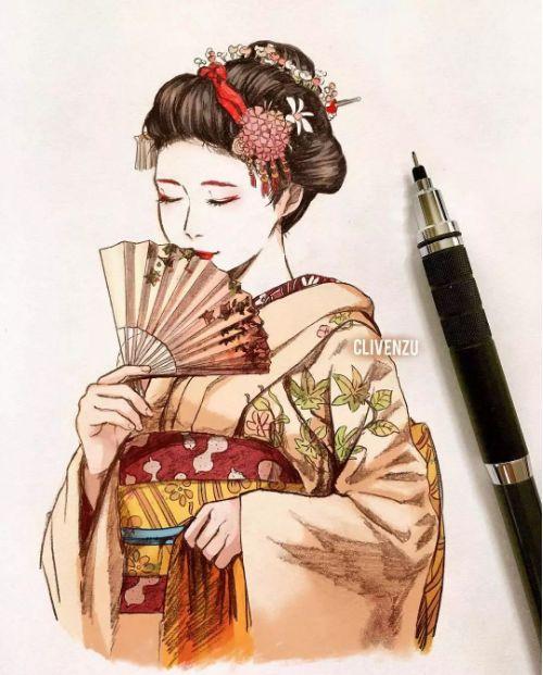 6年逆袭,20岁少女手绘堪比宫崎骏!看完这样的漫画,谁能不心动?