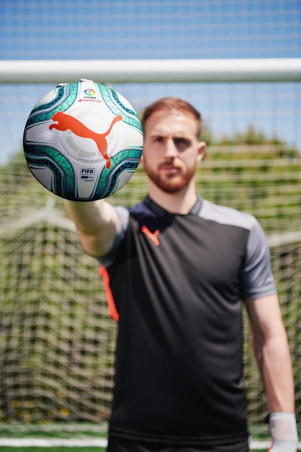 彪马与西甲联盟携手呈现新赛季官方角逐用球
