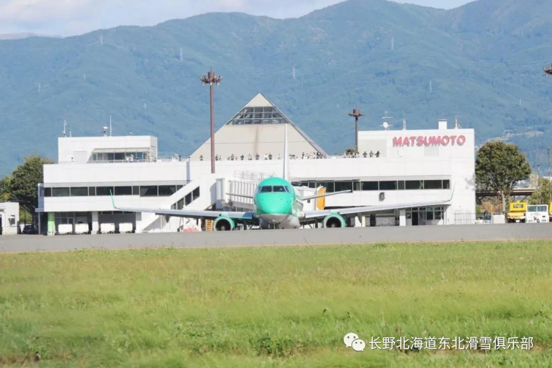 长野白马滑雪落地中部机场后上车就走,几点发车你来决定!