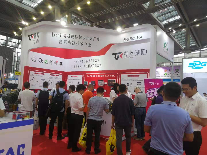 2019华南自动化展:智慧物流AGV是亮点 机器视觉成主角