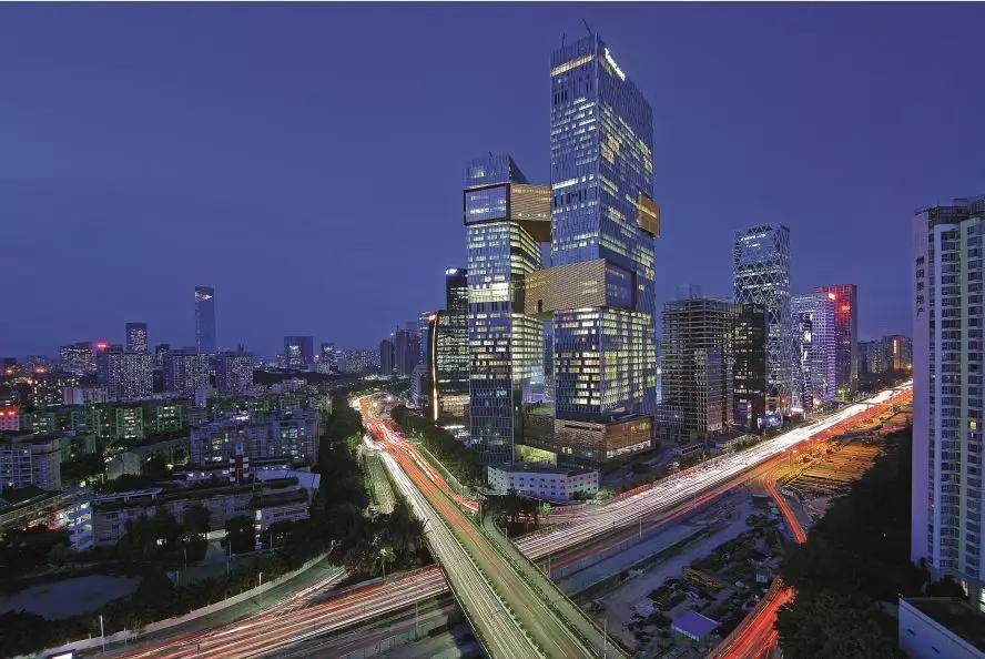 """深圳""""最牛街道""""年GDP超2500亿,中兴、腾讯、大疆是这条街最靓的仔"""