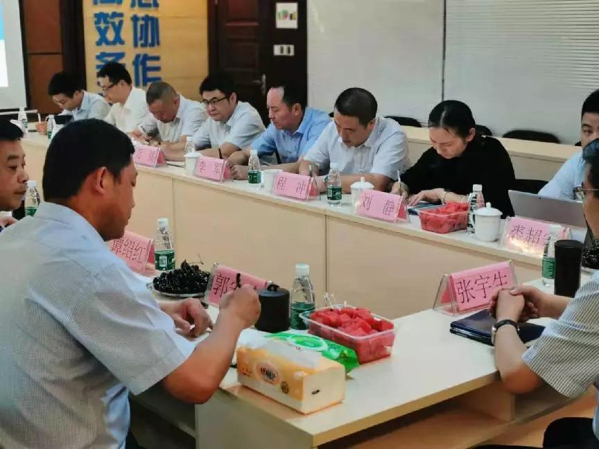 天安财险副总裁张宇生到四川分公司调研指导工作