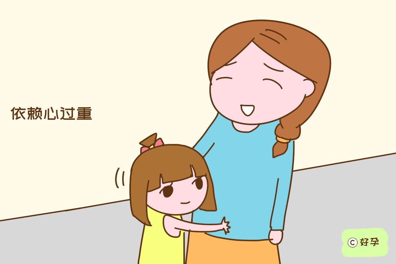 宝宝黏着你就是爱你?知道真相后宝妈要挺住,以下原因都不是小事