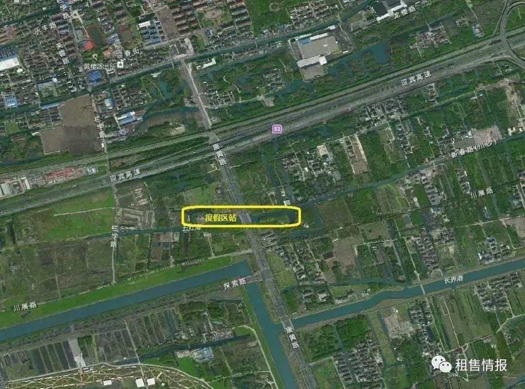 上海川南奉公路_重磅!上海机场联络线正式开建,计划2024年建成投运,全程40 ...
