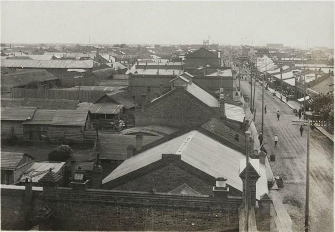 1930年代佳木斯,富锦住着闯关东的山东人,桦南镇是日本移民地