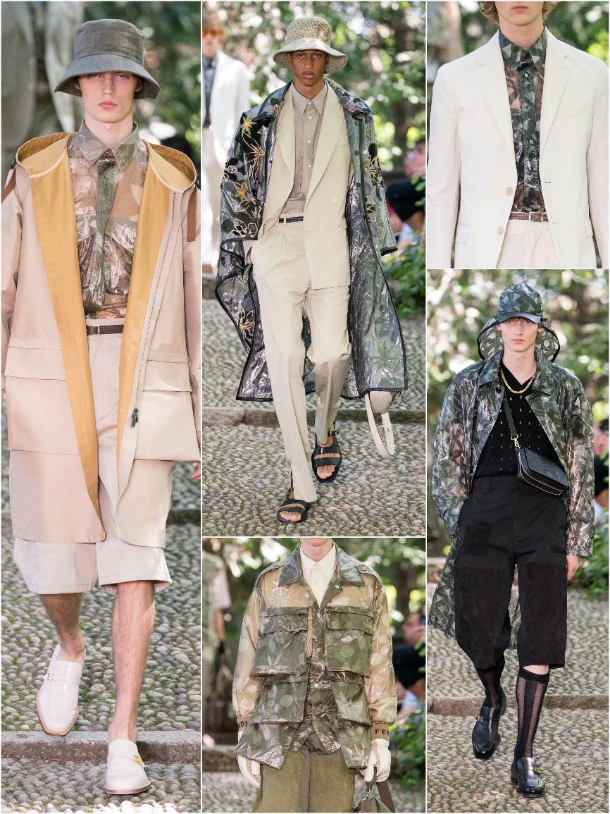 2020年春夏时装周落幕 感受下花园的时尚吧