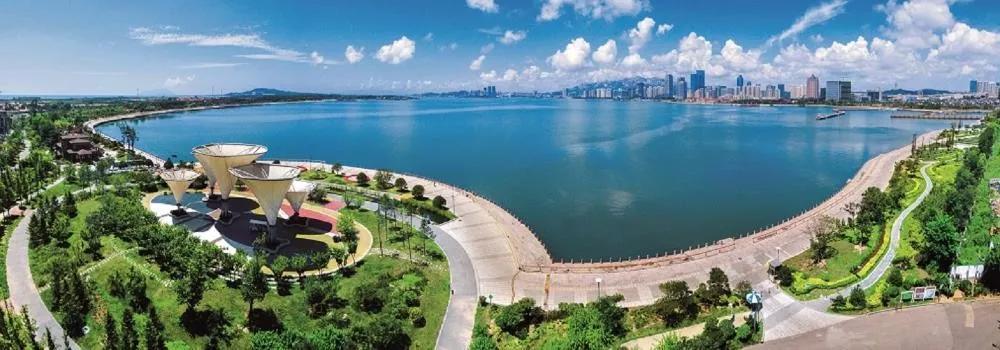 青岛西海岸国际旅游度假区分包凤凰岛旅游度假区