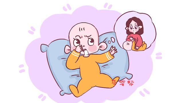 0~1岁新生儿最怕的4件事,家长不注意,小心引发宝宝窒息