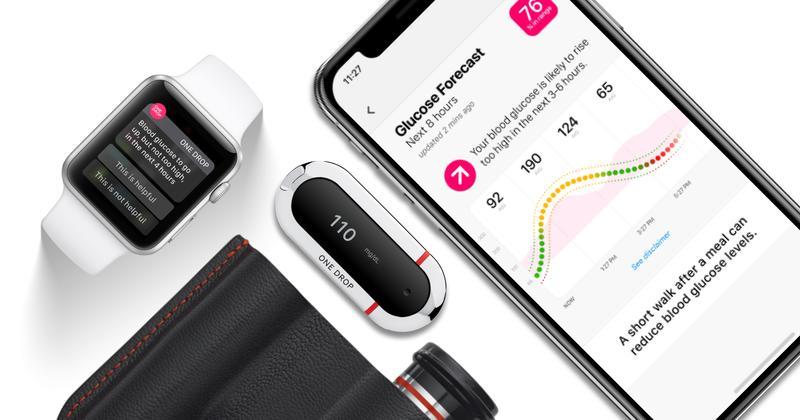 【组图】                     苹果店上架血糖检测仪,iPhone 和 Apple Watch 正成为健康数据中心