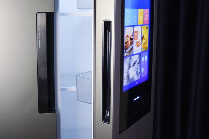 云米互联网冰箱21Face 428L评测 家庭互联在厨房