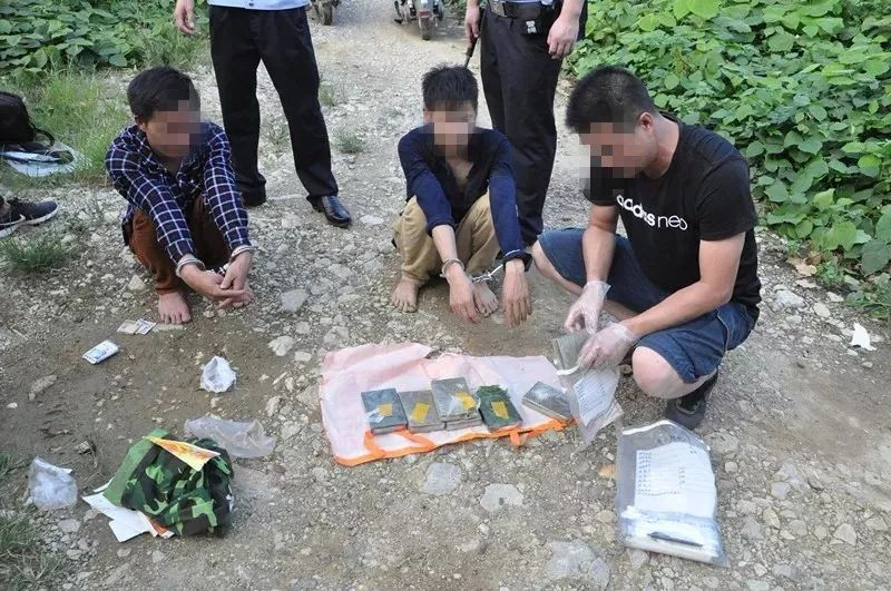 广东海警局查获非法越境案,抓获偷渡团伙,震慑他们的嚣张气焰