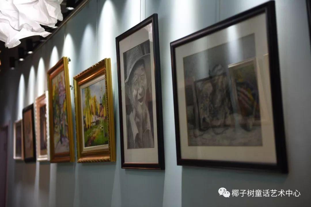 """小小艺术家卢一凡的""""艺""""路成长_椰子树"""