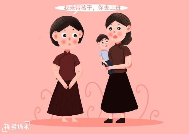 老人带娃的时候,如果出现了第三种行为,妈妈们还是自己带吧