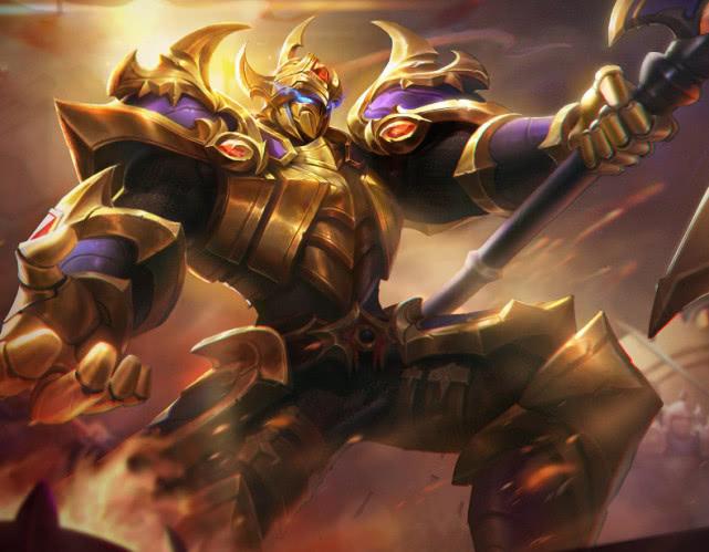 王者荣耀:这个英雄前期锤爆东皇,中期吊打铠皇,后期就