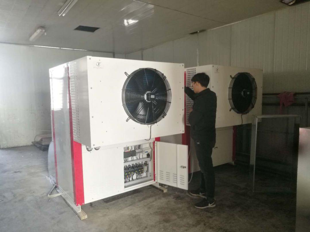 实地探访:山东金洋食品厂改用热泵烘干,每年节省电费超30万元