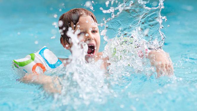 原创             【重磅消息】婴儿游泳多久会有效果?