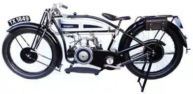 本田CB125小排量摩托车,玩姿态复古改装