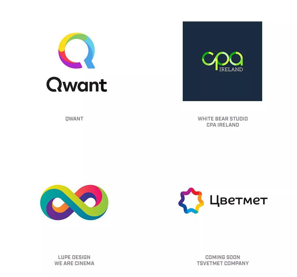2019 年 logo 设计趋势报告(下)图片