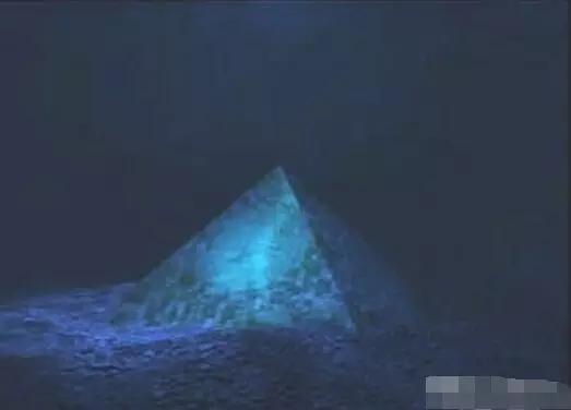 世界各国神秘的海底金字塔竟然是远古人类所为!_大陆