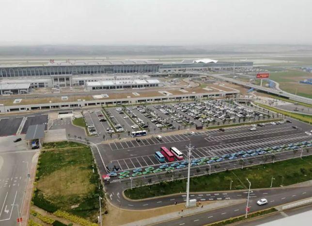 好消息!银川国际航空港综合交通枢纽竣工今后去机场更方便!