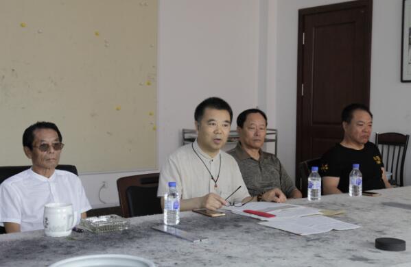 中国武术家书画协会吉林分会举行《盛世华诞七十周年-文武雅集》