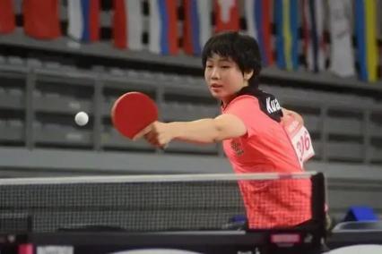 很无奈 韩公赛还未开打国乒两人就已经确定出局 现实实在太过残酷