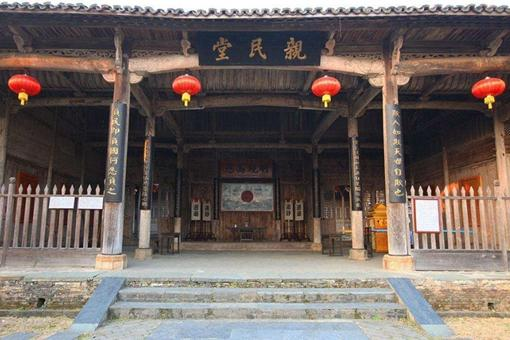 古代衙门为什么叫六扇门?六扇门指的是哪六个门?