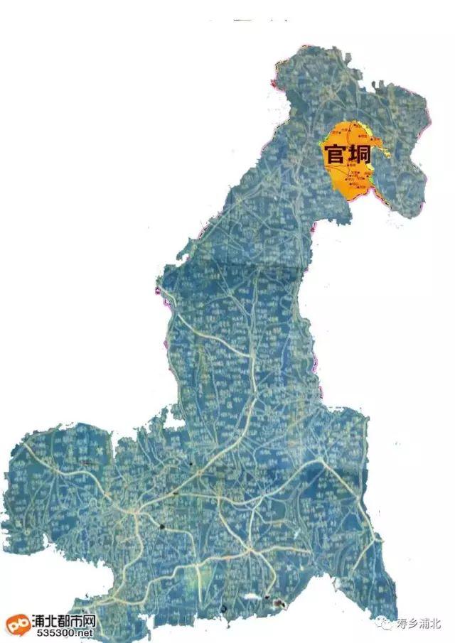 """官垌以前为什么叫""""广西"""",从这张老地图说开去!图片"""