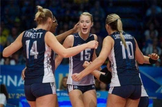 2010世界杯决赛比分美国惠若琪无缘南京女排总决赛 说明希尔在美国女排时代已经结束