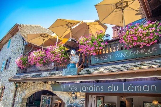 欧洲最美的7个鲜花小镇——之伊瓦尔