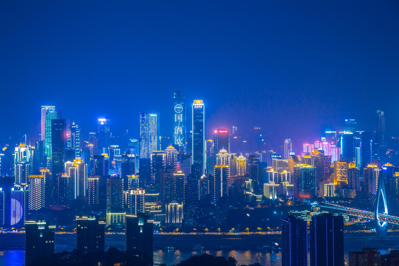 """重庆最牛的景点,将所有网红景点""""踩""""在脚下_景区"""
