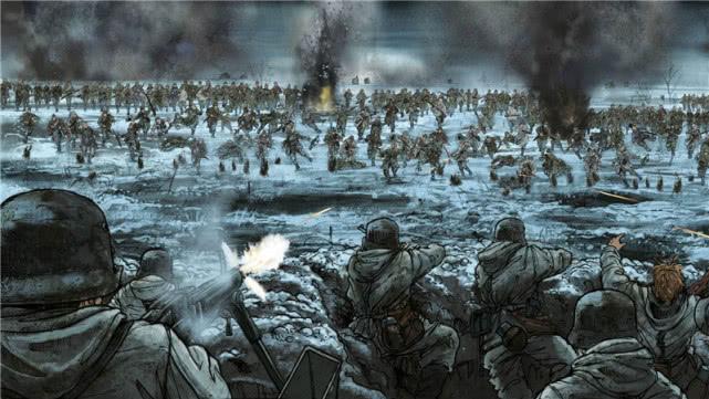 """<b>孤胆英雄""""覃事龙, 战至子弹用光剩最后一人, 真正的战斗英雄</b>"""