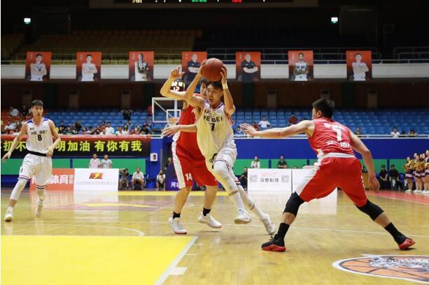 NBL第十九輪:陜西末節逆轉武漢 廣西客勝貴州迎17連勝