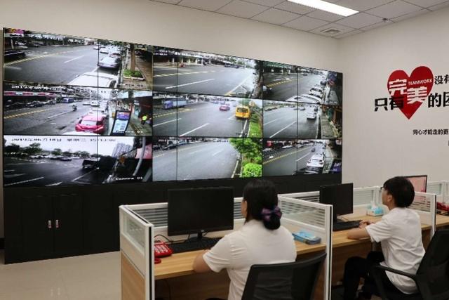 7月1日起,东莞首个全镇智能停车系统启用,街头停车将大变样