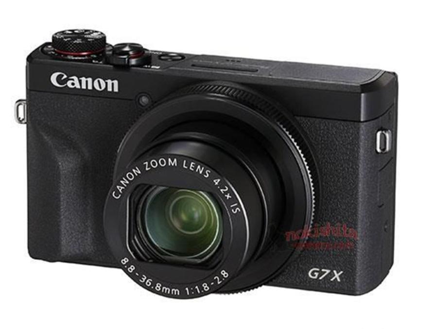 佳能G7 X三代即将到来!升级视频性能为Vlog而生
