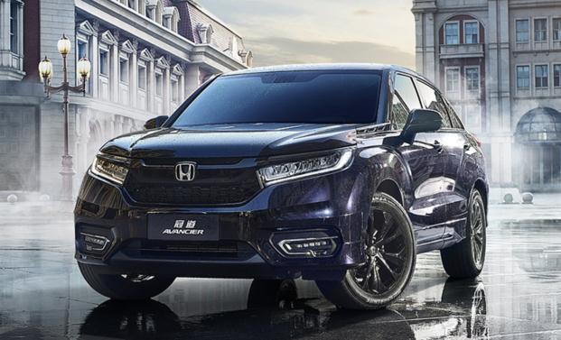 [买车网]25.58万元起售 本田冠道星空限量版车型正式上市