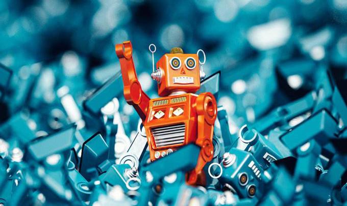 2019科技机器人企业TOP50,娃哈哈有望明年入榜
