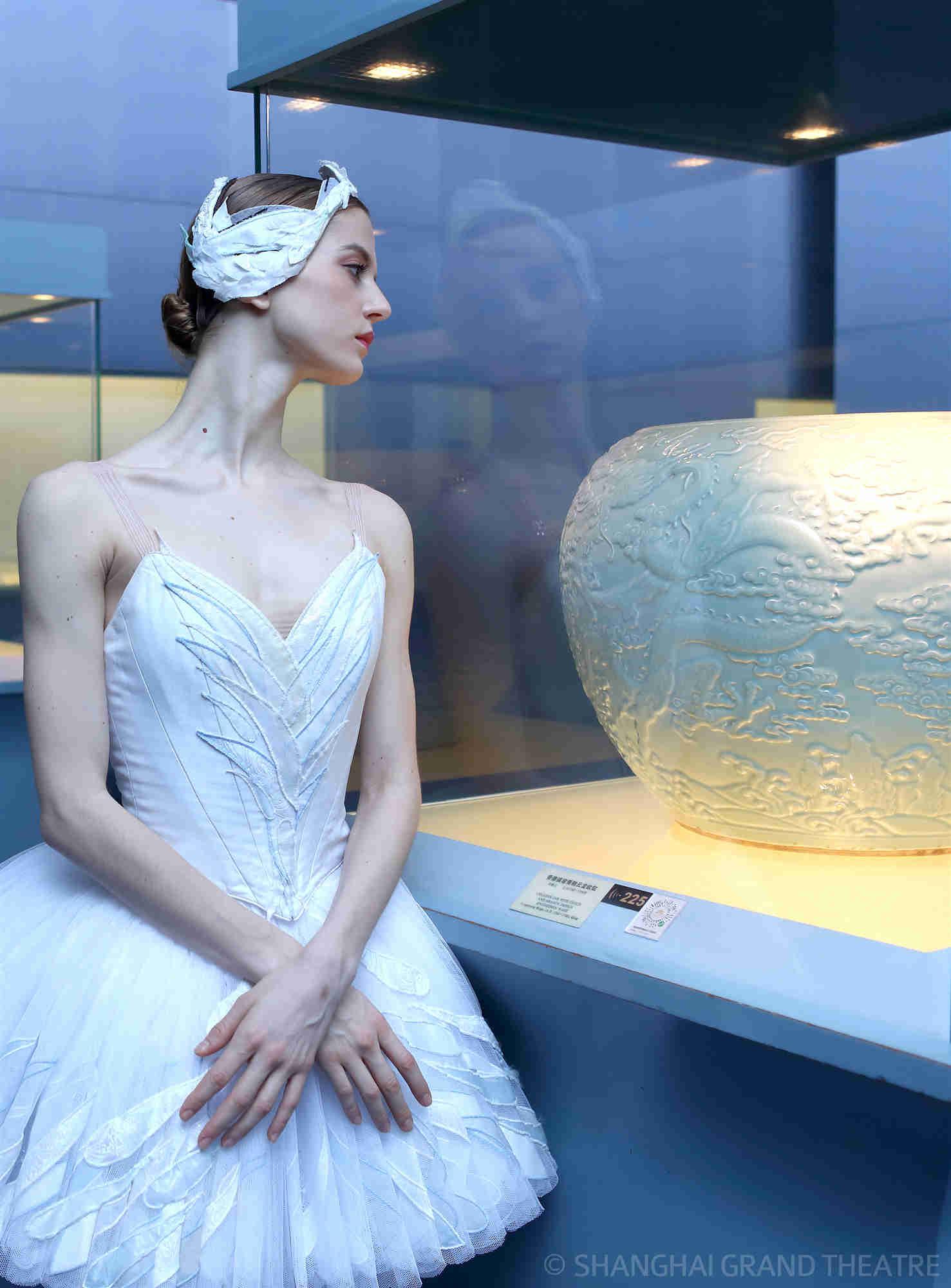 """法兰西白天鹅飞进上海博物馆,世界顶级名团为上海""""代言"""""""