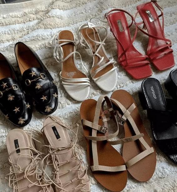 打扮土气,和鞋子有关!今夏试试这4双鞋