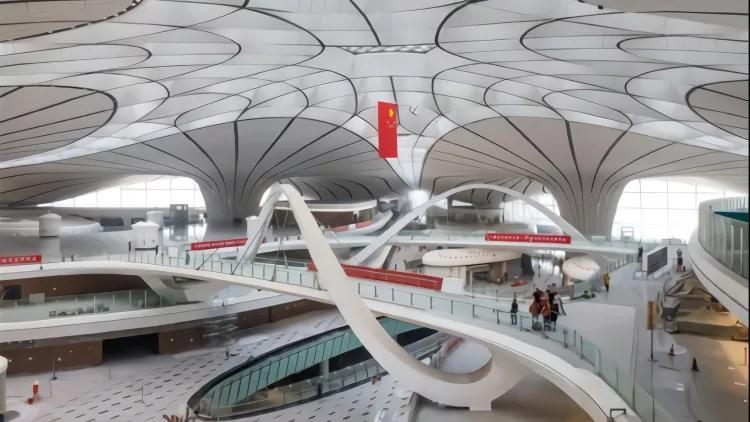 凤凰展翅 荣耀中华 ——智慧能源助力北京大兴机场腾飞