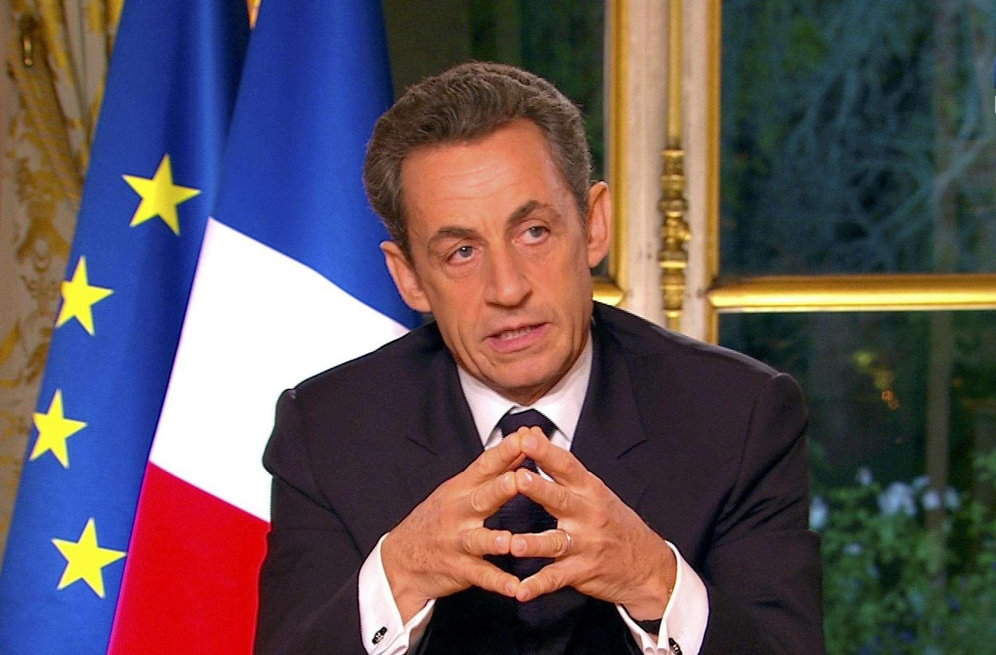大快人心!法国前总统萨科齐将被判刑!罪名是发动利比亚战争
