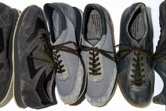 潮鞋集合,看到最后一款心动了