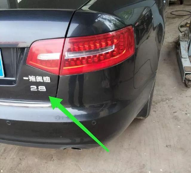 34万公里的奥迪来汽修厂维修,车主:停车位上出现......