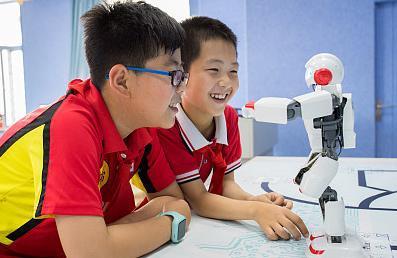 广州百校试点人工智能课 2022年覆盖全市